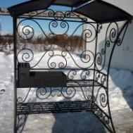 Кованые мангалы в Пинске