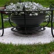 Кованые аксессуары для цветов в Пинске