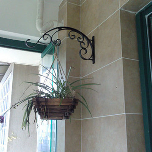 Кронштейны для цветов на стену